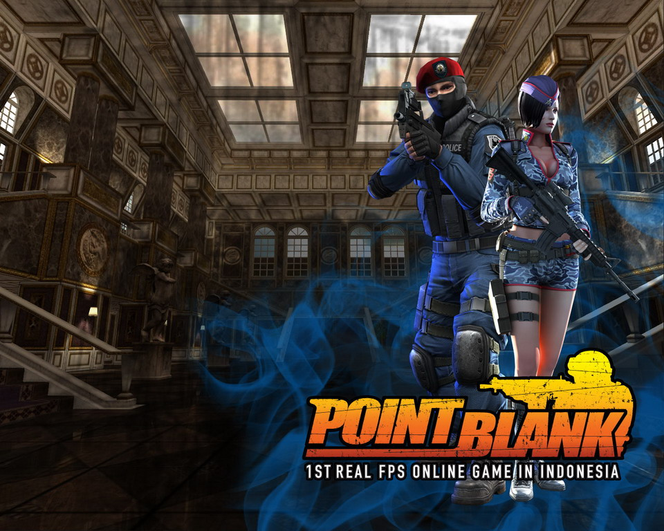 senjata point blank online. game POINT BLANK.